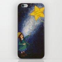 Shining Star iPhone & iPod Skin
