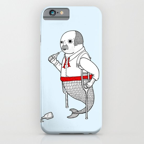 On the merman's propensity towards intemperance, pugnacity, and adultery iPhone & iPod Case