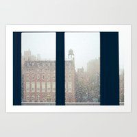 And On The Sixth Day, It… Art Print