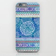 Ocean Stripe iPhone 6s Slim Case
