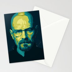 Breaking Bad Walter White Stationery Cards