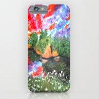 Rainbow Skies iPhone 6 Slim Case