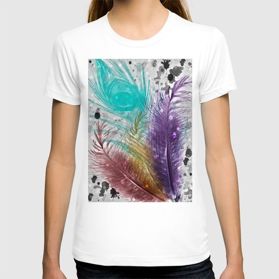 Feathers and Ink T-shirt