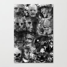 Horror Canvas Print