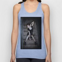 Small Cages Unisex Tank Top