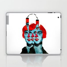 The cats in my head Laptop & iPad Skin