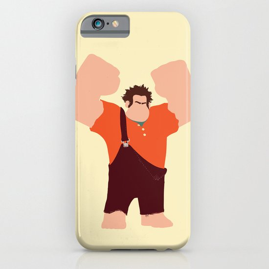 Wreck-It Ralph iPhone & iPod Case