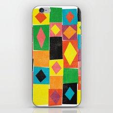 Elementary Diamonds. iPhone & iPod Skin