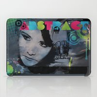 Abstract Vision iPad Case