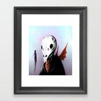 What money can buy Framed Art Print