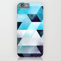 iPhone & iPod Case featuring blykk myzzt by Spires