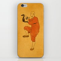 Shadow Kung Fu iPhone & iPod Skin