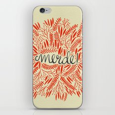 Pardon My French – Red… iPhone & iPod Skin
