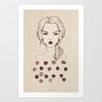 Marsala Art Print