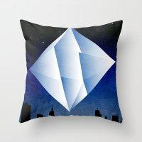 Ramiel Thunder Of God Ve… Throw Pillow