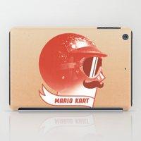 Mario Kart iPad Case