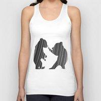 Cubs (The Living Things … Unisex Tank Top