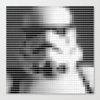 Storm Trooper - StarWars… Canvas Print