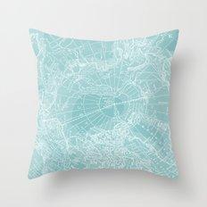 Polar Chill Throw Pillow