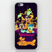 Trouble Makers iPhone & iPod Skin