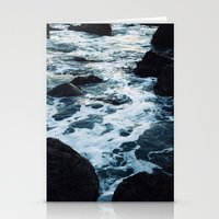 Salt Water Study II Stationery Cards