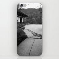 Japanese Garden iPhone & iPod Skin