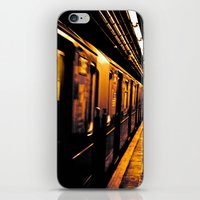 NYC Subway iPhone & iPod Skin