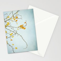 Thinking of the Past Stationery Cards