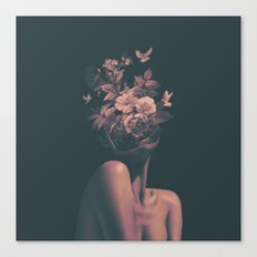 Dead Flowers Canvas Print