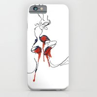 french iPhone & iPod Cases featuring French by MGNFQ
