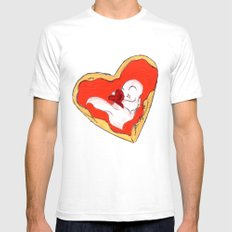 Sugar Cookie Spirit Mens Fitted Tee White SMALL