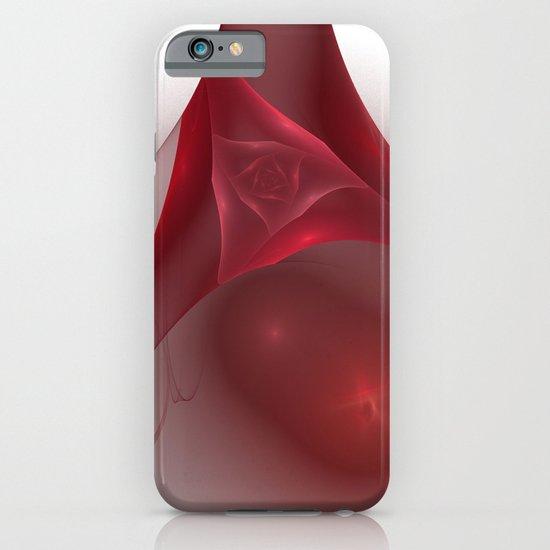 Rose Fractal iPhone & iPod Case