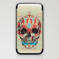 Skull Native iPhone & iPod Skin