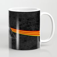 the darkside of the deathly hallows Mug