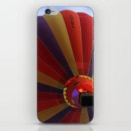 iPhone & iPod Skin featuring Balloon  by Christine Baessler