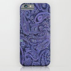 purple paisley Slim Case iPhone 6s