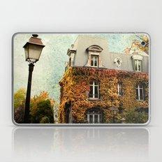 Autumnal Montmartre Laptop & iPad Skin