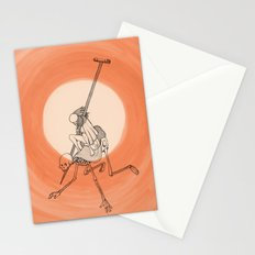 In The Devil's Snare (One) Stationery Cards
