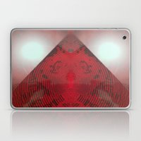 FX#412 - Red Pyramid Bright Laptop & iPad Skin