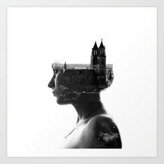 Magdeburg Art Print