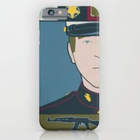 iPhone & iPod Case featuring Homeland by Josè Sala