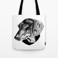 oh my dog ! Tote Bag