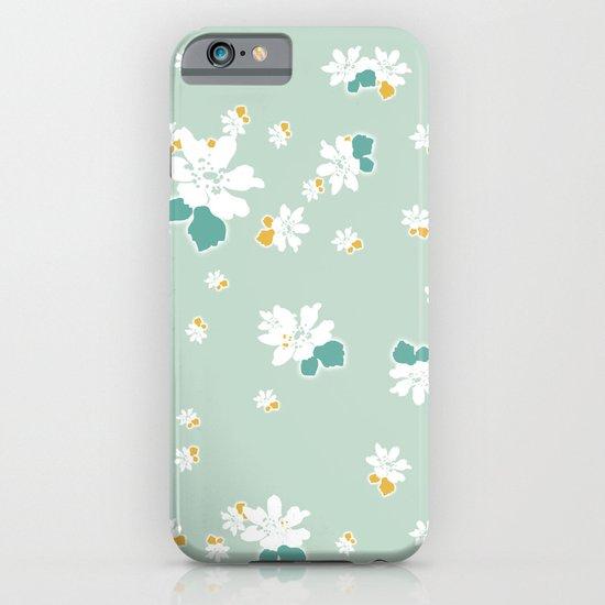Ditsy - Eggshell iPhone & iPod Case