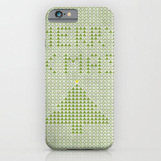 triangular wishes iPhone & iPod Case