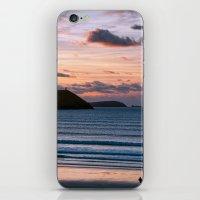 Polzeath Sunset iPhone & iPod Skin