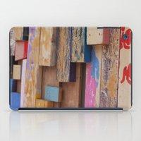 Paint Sticks iPad Case