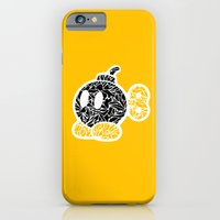 Bob Omb #CrackedOutBadGuys iPhone 6 Slim Case