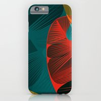 iPhone & iPod Case featuring Spring is for feathers by Akwaflorell