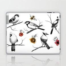 BIRDS & FLOWERS Laptop & iPad Skin