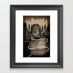 WRAITH - Skin & Soul Divide Framed Art Print